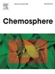 Chemosphere journal cover