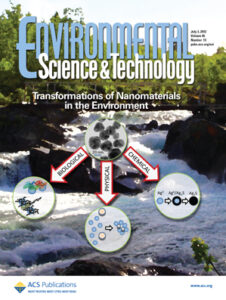 Environmental Science and Technology journal cover