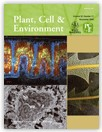 Plant Cell and Environment journal cover