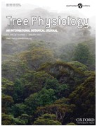 Tree Physiology journal cover